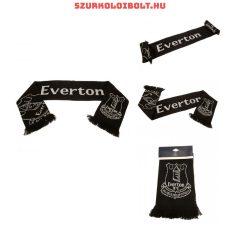 Everton sál (black)- szurkolói sál (eredeti, hivatalos klubtermék!)