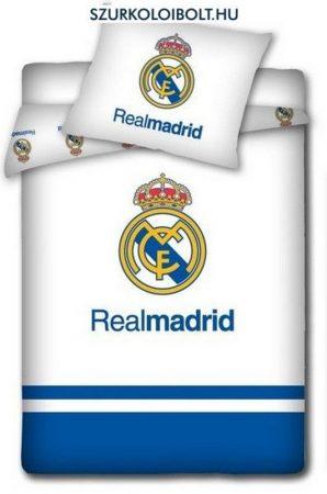 Real Madrid CF gyerek szurkolói ágynemű garnitúra / szett - hivatalos, liszenszelt termék (kétoldalas)