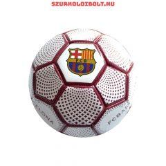 FC Barcelona Logo szurkolói labda - normál (1-es méretű) FC Barcelona címeres mini focilabda, hivatalos klubtermék