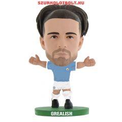 Manchester City Sterling SoccerStarz figura - a csapat hivatalos mezében