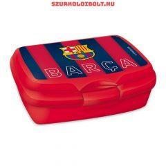 FC Barcelona uzsonnás doboz eredeti, hivatalos szurkolói klubtermék!
