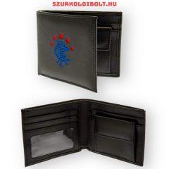 Rangers AFC bőr pénztárca (eredeti, hivatalos klubtermék)