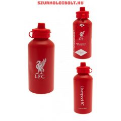 Liverpool FC aluminium kulacs / termosz (hivatalos,hologramos klubtermék)