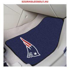 New England Patriots autós szőnyeg (1 db) - hivatalos New England Patriots szurkolói termék