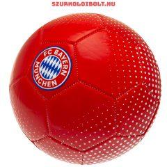 Bayern München labda - normál (5-ös méretű)  hivatalos Bayern München címeres szurkolói focilabda