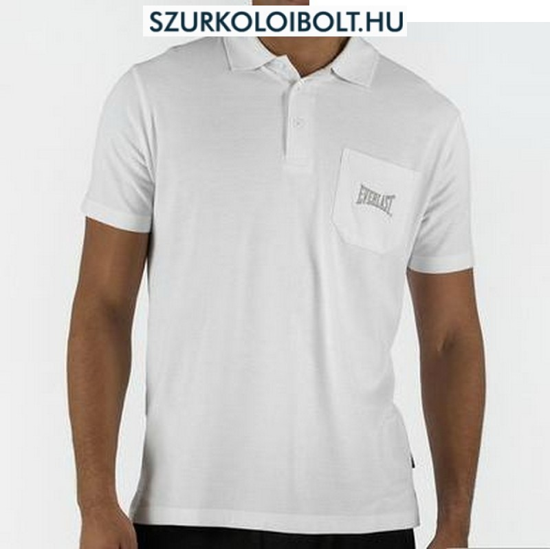 d894d41963 Everlast galléros póló - fehér - Eredeti termékek szurkolói boltja ...
