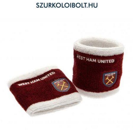 West Ham United csuklószorító - eredeti, hivatalos klubtermék look