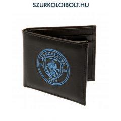Manchester City bőr pénztárca - eredeti, liszenszelt Manchester City klubtermék!!!