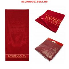 Liverpool FC óriás törölköző (You will never walk alone) - eredeti szurkolói klubtermék!