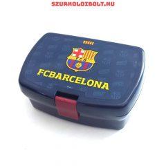 FC Barcelona uzsonnás doboz (premium eredeti, hivatalos szurkolói klubtermék!