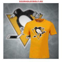Fanatics NHL Pittsburgh Penguins hivatalos póló (sárga) - eredeti klubtermék