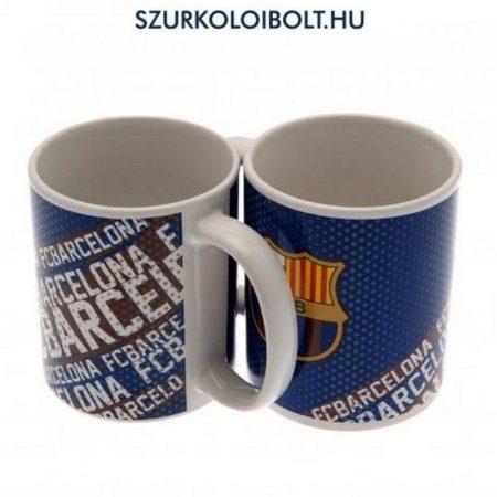 FC Barcelona feliratos bögre - hivatalos klubtermék
