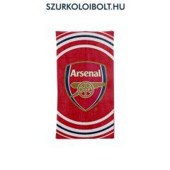 Arsenal FC szurkolói törölköző (kör-körös)  - eredeti,  liszenszelt klubtermék !!!