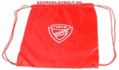 DVTK Diósgyőr tornazsák - hivatalos DVTK Diósgyőr szurkolói termék (piros)