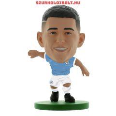 Manchester City Foden SoccerStarz figura - a csapat hivatalos mezében