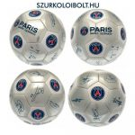 Paris Saint Germain signature Football - hivatalos Paris Saint Germain fehér-kék focilabda (5-ös, normál méretben)