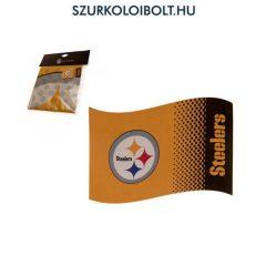 Pittsburgh Steelers óriás zászló - szurkolói zászló (eredeti NFL klubtermék)