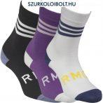 Real Madrid hivatalos junior zokni (Adidas) 3 db-os