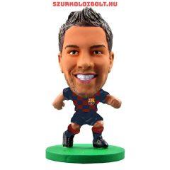 FC Barcelona Alba SoccerStarz figura - a csapat hivatalos mezében