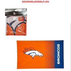 Denver Broncos óriás zászló - szurkolói zászló (eredeti NFL klubtermék)