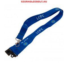 Leicester City nyakpánt - eredeti, limitált kiadású Leicester City klubtermék!