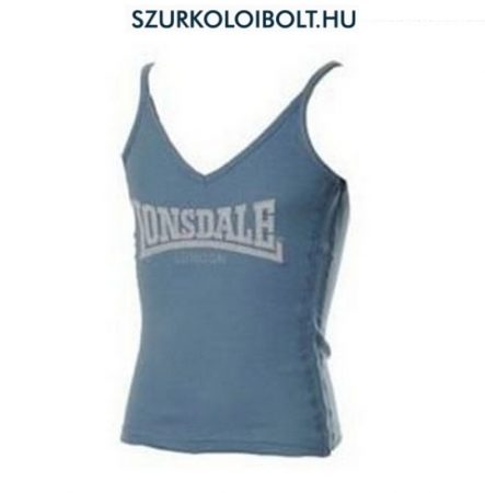 Lonsdale Strap Vest gyerek póló (kék)